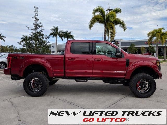 Lifted Trucks New Lifted 2019 Ford F250 Lariat Diesel Rocky Ridge Mad Rock Ford F250 2019 Ford Ford