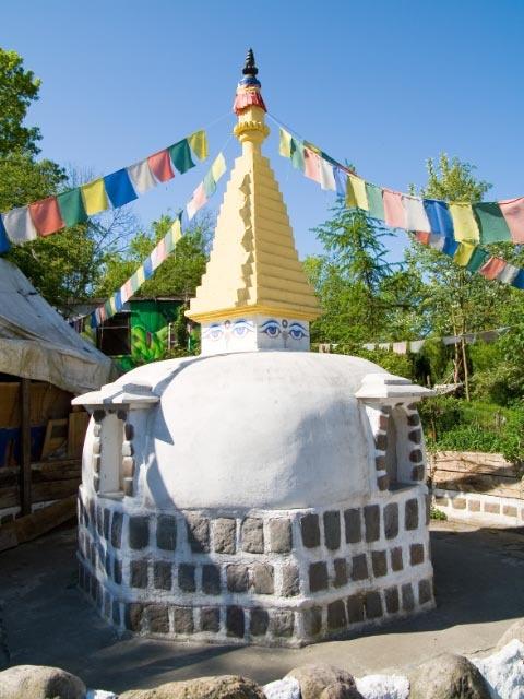 Stupa at Christiania