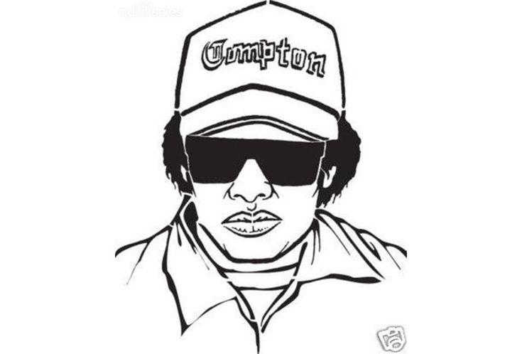 Eazy E Cartoon: 84 Best Beat Pics Images On Pinterest
