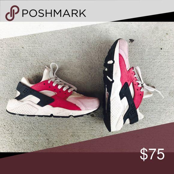 d4be0923acf48 coupon for air huarache grey pink fuschia w earrings 87344 56e5a