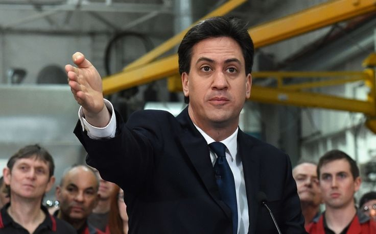 General Election 2015: Ed Miliband launches Labour manifesto -