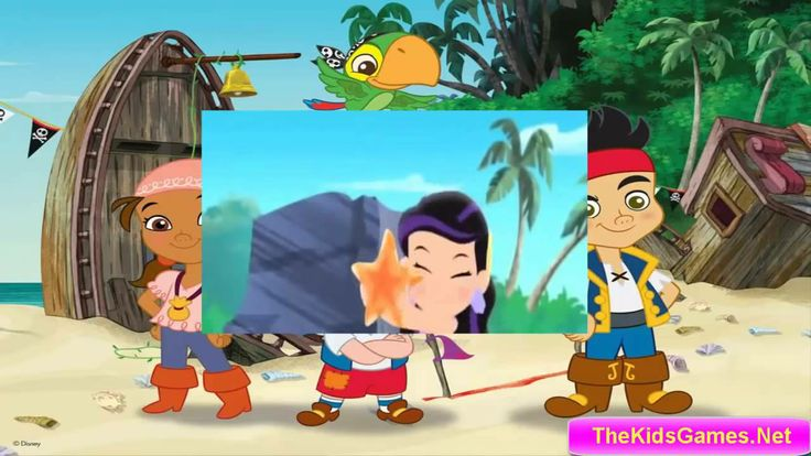 Jake and the NeverLand Pirates The Never Bloom! Full Episode 2014