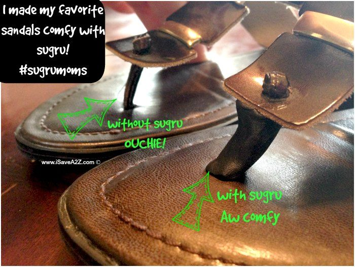 how to fix smelly sandals