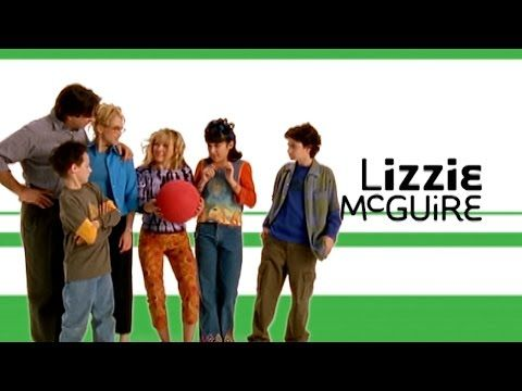 """Lizzie McGuire"" Theme Song"
