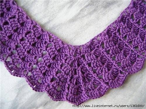 Crochet Patterns to Try: Crochet SummerTunic Dress Free Chart and Photo Instructions