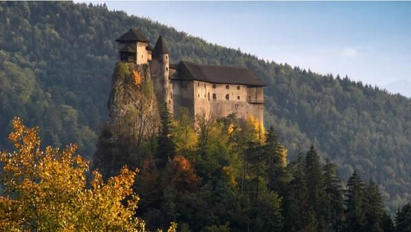 The Castle of Orava, Slovakia