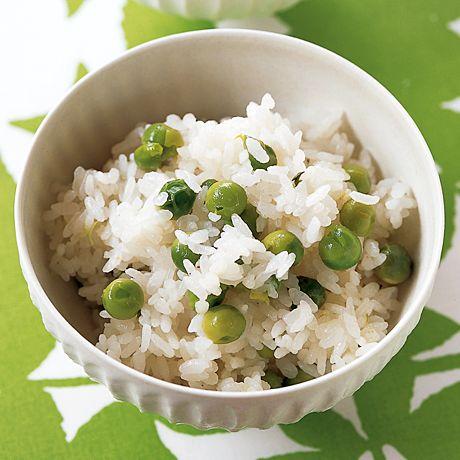 豆ご飯 | 飛田和緒さんのごはんの料理レシピ | プロの簡単料理レシピはレタスクラブニュース