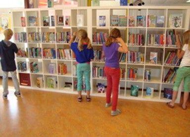 'De Bibliotheek op school maakt lezen leuk' - de Bibliotheek op school - Bibliotheken