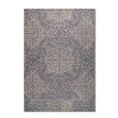 Simply stunning. With beautiful channeled florals branching out across its    face, our sisal-weave Felicity Rug is as easy on the eyes as it to care    for. Crafted from durable polypropylene this rug will weather the elements    season after season while remaining incredibly soft and smooth. In Blue,    Taupe, Anthracite or Aruba.                100% polypropylene                    Easy care  rinse with hose and allow to dry in sun                    1/4 thick                    A...