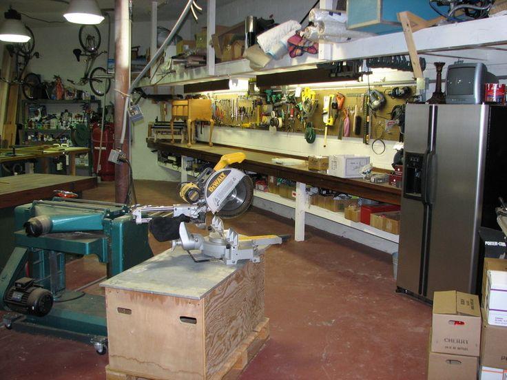 49 best Machine shop images on Pinterest Garage workshop - home workshop ideas