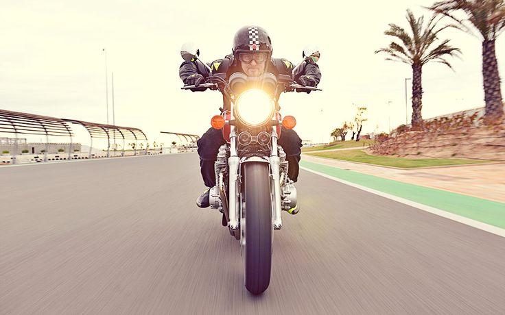 Honda CB1100 premier teszt