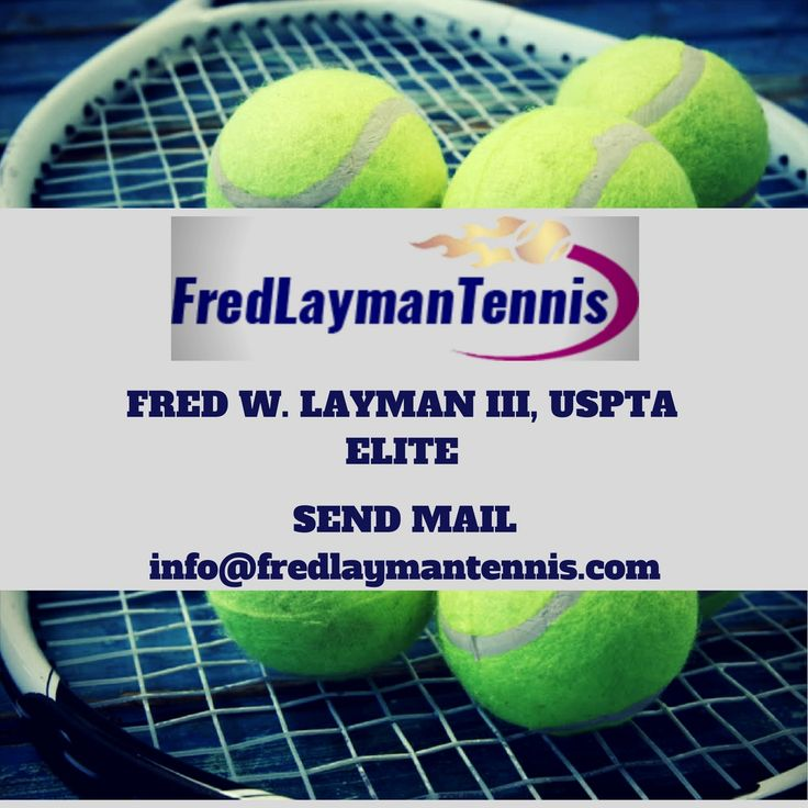 Fred layman is a famous tennis player,business executive and real-estate for over twenty years.At every stage of a junior players development, there is a combination of age appropriate programs, equipment, and events in the Columbia County Junior Tennis Pathway.