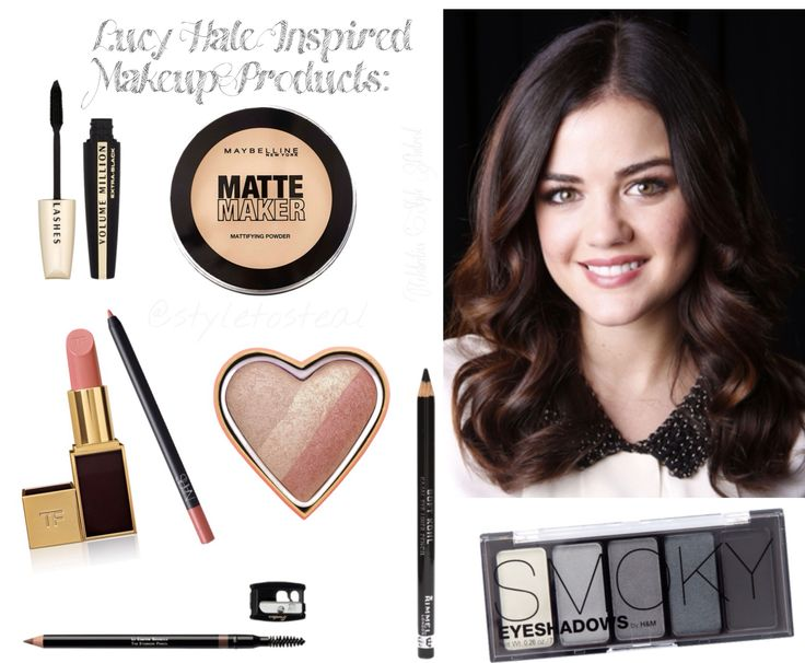 Lucy Hale inspired makeup products