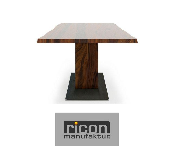 Ein Tisch Mit Baumkante Komplett Selbst Konfigurieren Mach Deinen Esstisch Aus Massivholz Zum Eyecatcher
