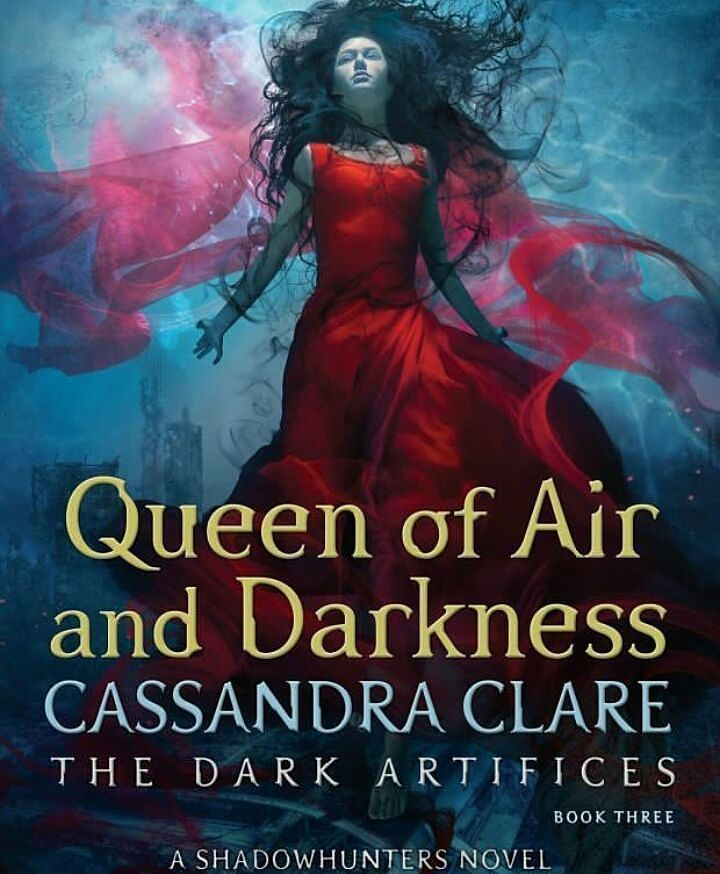 This cover is so beautiful.... love Cassandra!! #TheDarkArtifices