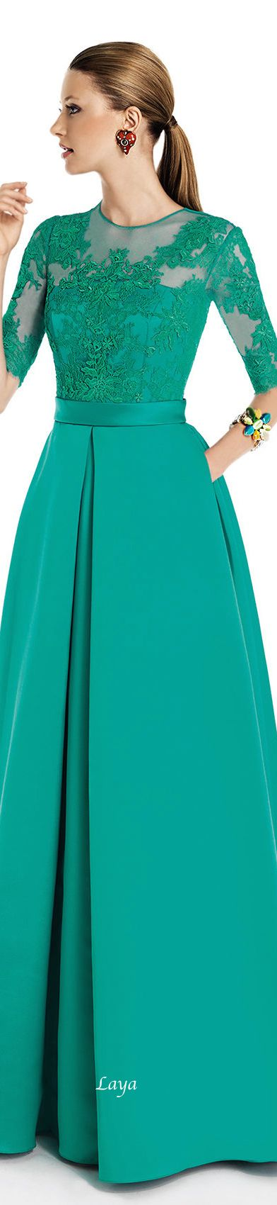 Pronovias Cocktail Dress 2014 https://www.pinterest.com/LayaFashions/pronovias/