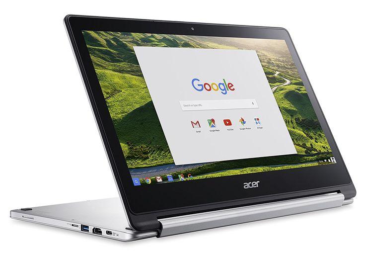 """Acer Chromebook CB5-312T Ordinateur 2-en-1 Tactile 13"""", PC Portable pas cher Amazon"""