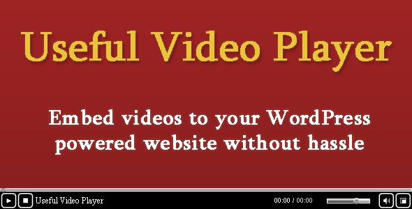Useful Video Player (Media)