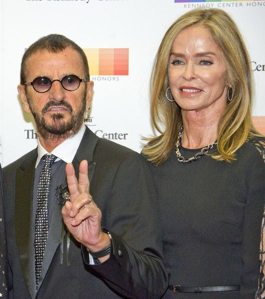 Ringo Starr and Barbara Bach, 2016