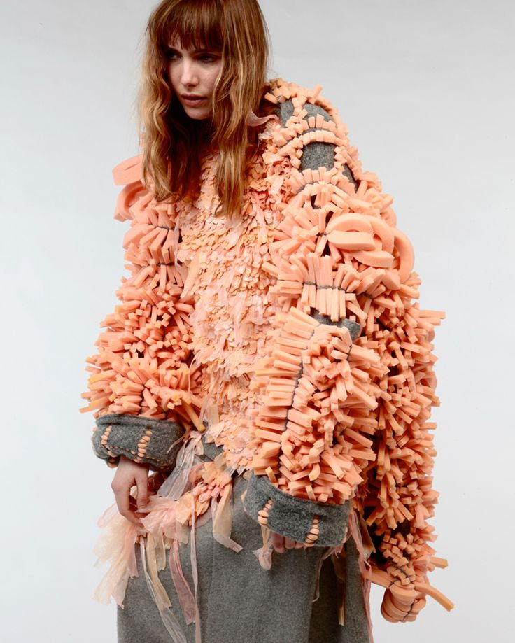 Hayley Grundmann at central saint martins