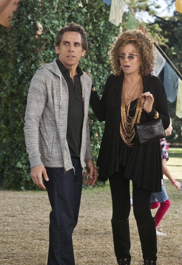 Still of Barbra Streisand and Ben Stiller in Little Fockers