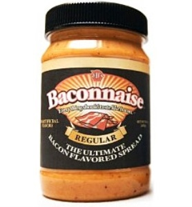 The ultimate bacon flavoured spread. Put it on sandwiches, salads, dips, fish, chicken, burgers & more!
