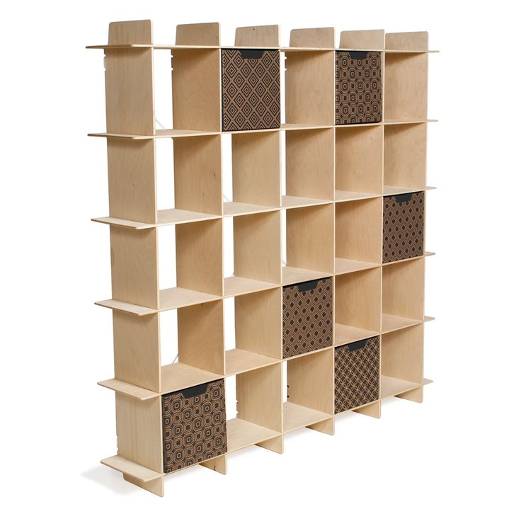 The 25 Cubby Mid Century Bookcase in Baltic Birch by sprout features simple, appealing, practical design and storage opportunities. Use this cubby storage shelf in the kitchen, living room, or recreational room to utilize your space in the best way possible.  l www.hunt4deal.com