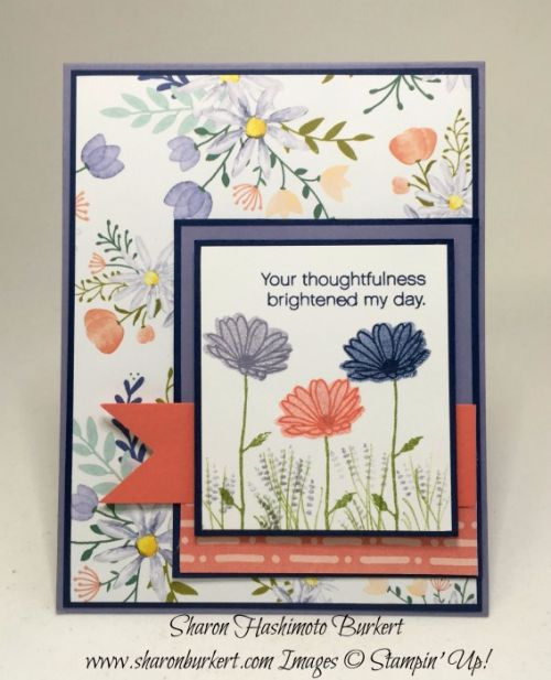 Daisy Delight and the Try Stampin' on Tuesday Challenge #325