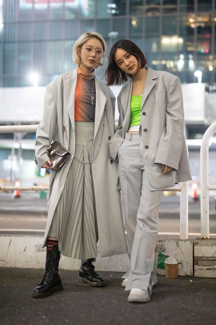 The Street Style At Tokyo Fashion Week Is Giving Us Major Fashion Inspiration