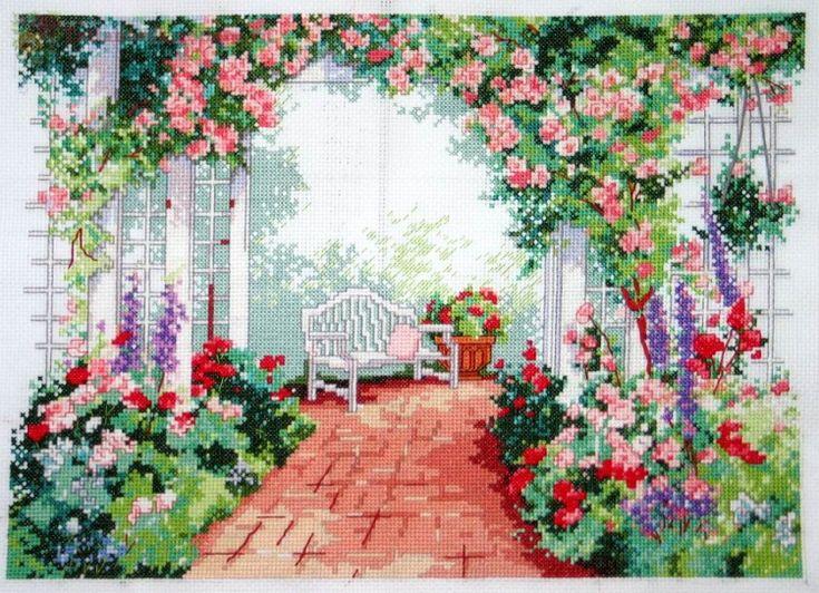 Gallery.ru / Фото #18 - *garden-arbor* - Tatiananik