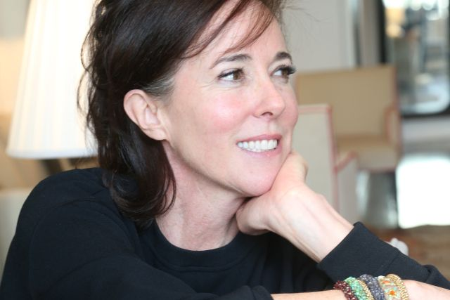 Kate Spade The Person Has A New Venture Frances