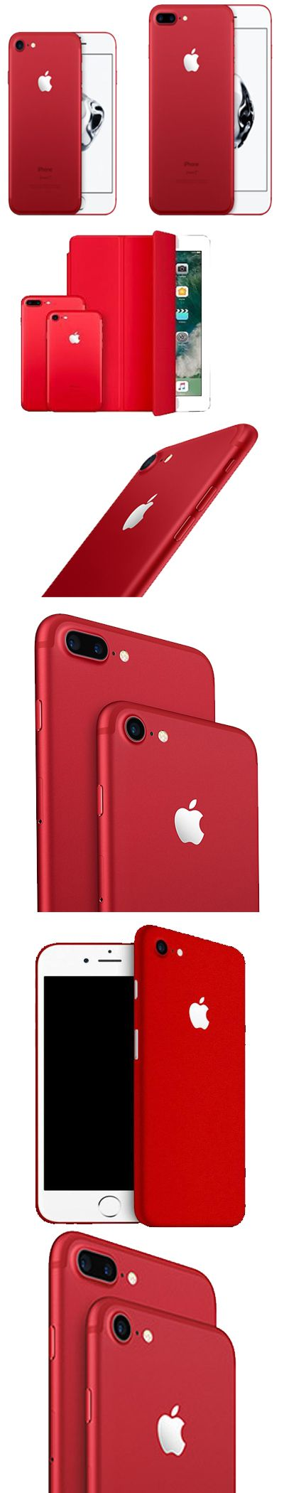 Apple is releasing a special-edition version of its iPhone 7 and iPhone 7 Plus red