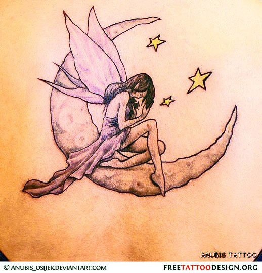 117 Juicy and Hot Fairy Tattoos for Girls