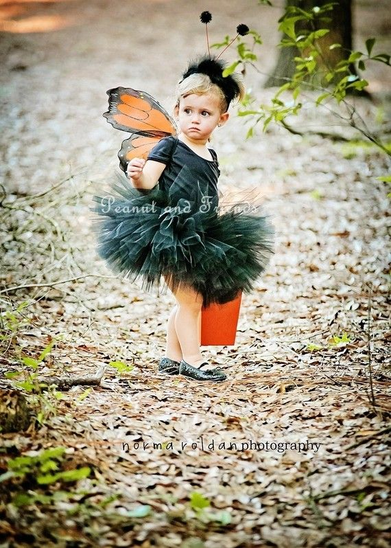 Lydia wants-Butterfly Halloween Costume