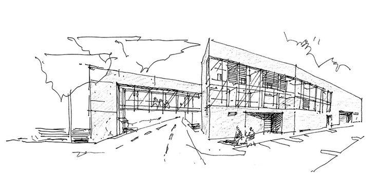 CENTRUM DZIEDZICTWA — KWADRAT | STUDIO ARCHITEKTONICZNE