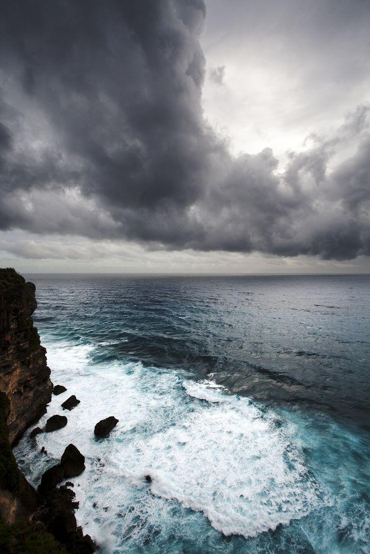 The Cliffs near Ulluwatu Temple by Derek Bali Indonesia