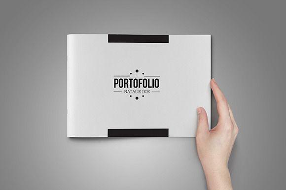 Portofolio Brochure by scilaverna on Creative Market