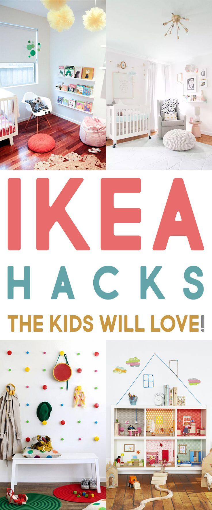 IKEA Hacks die Kinder werden es lieben