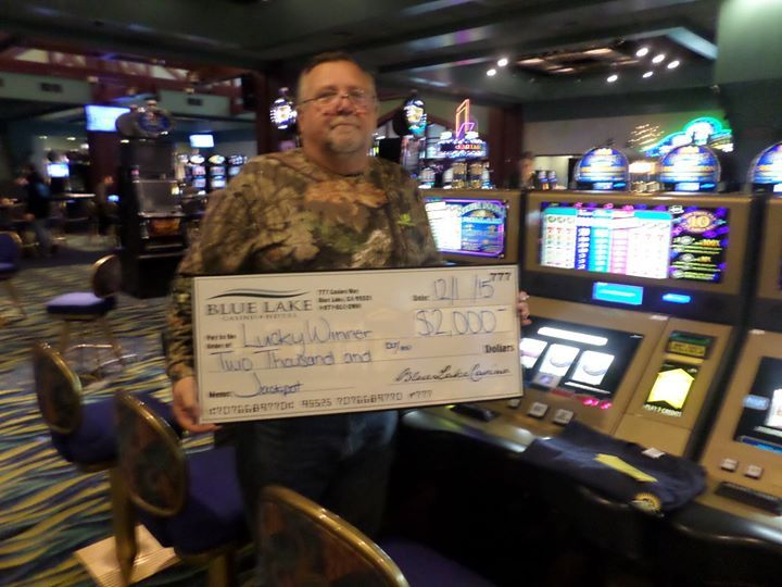 James hit a $2000 #jackpot earlier today!