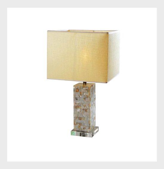 Lámpara de mesa WHITNEY