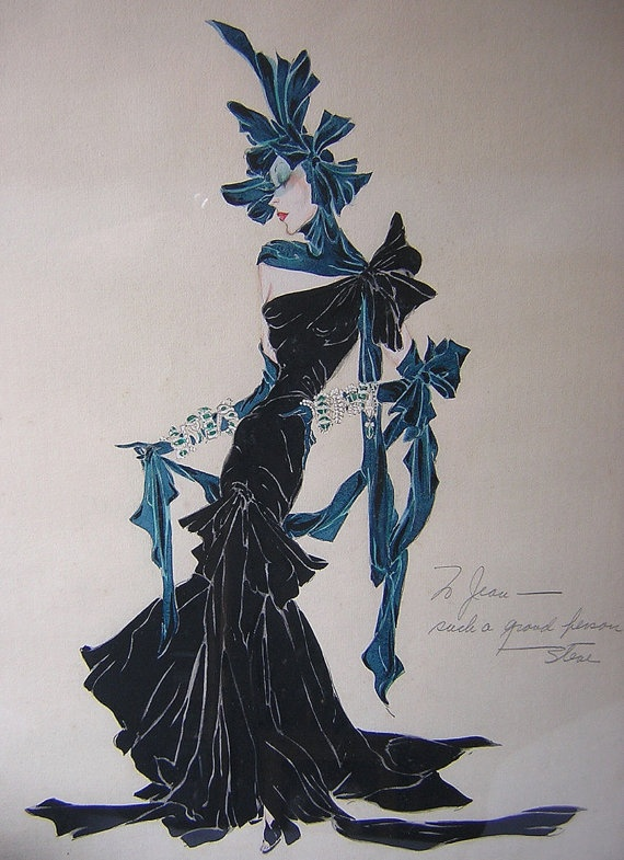 1000 images about art deco illustration on pinterest for Art deco illustration
