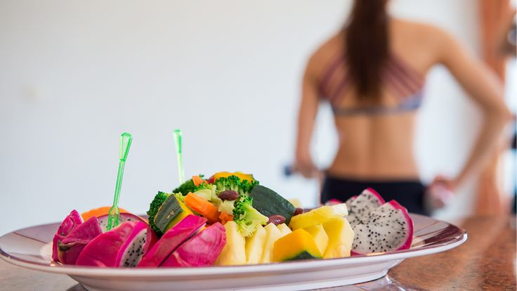 Mit egyél edzés előtt és után? | Peak girl