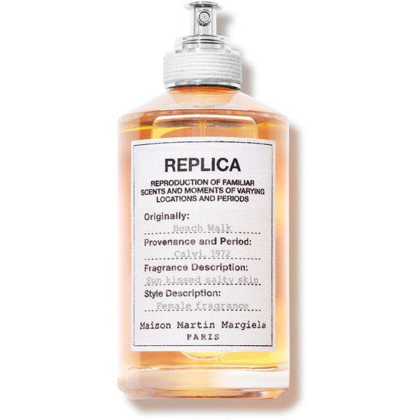 Replica Beach Walk Eau De Toilette ($126) ❤ liked on Polyvore featuring beauty products, fragrance, eau de toilette perfume, edt perfume and eau de toilette fragrance