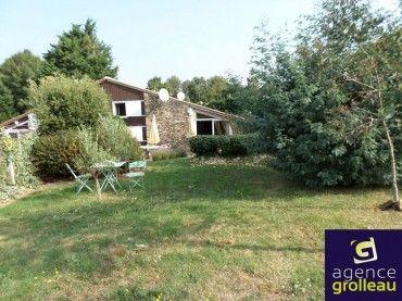 Millet Immobilier - Vente Maison Poiroux 8432
