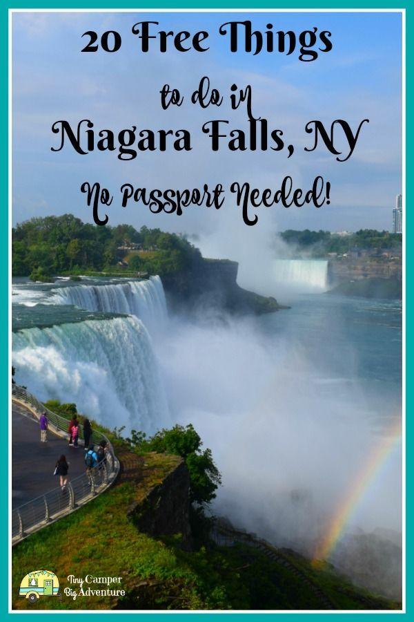 20 Free Things To Do In Niagara Falls Ny No Passport