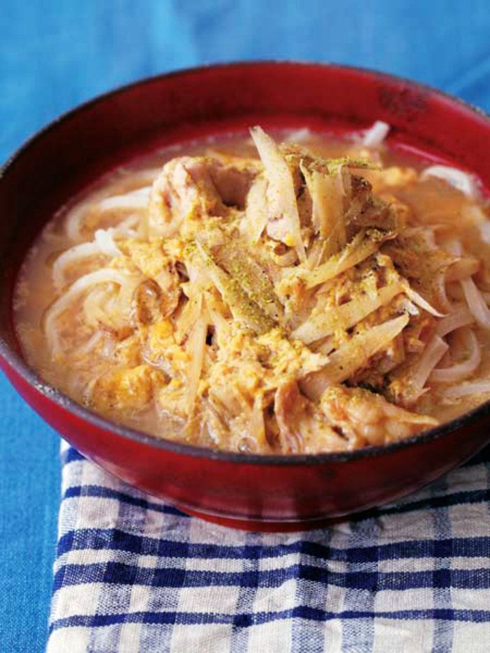心までほっこり和らぐ、京風うどんならこれ。|『ELLE gourmet(エル・グルメ)』はおしゃれで簡単なレシピが満載!