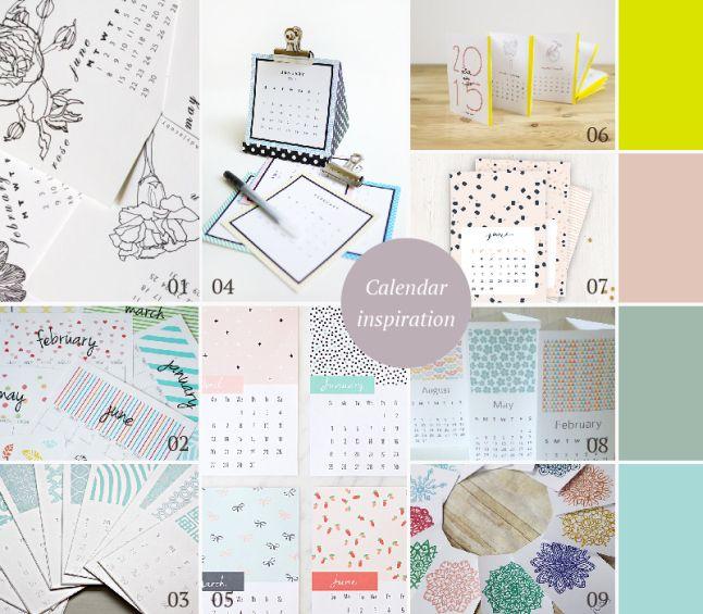 Calendario 2015 stampabile [Free printable Calendar 2014]