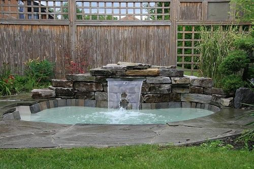 309 best small pools images on pinterest small swimming for Pool design london ontario
