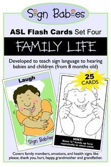 ASL 3520 Exam Cards - American Sign Language 3520 with ...