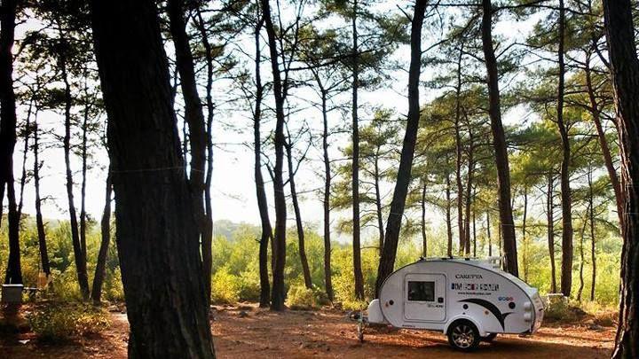 Akyaka Orman Kampı-Muğla